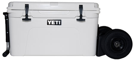 YETI Wheels From Rambler Wheels • Buy EASY to Install Cooler