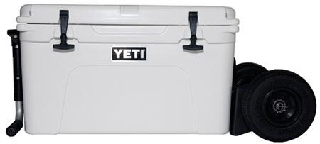 YETI Wheels for YETI Tundra 35 and YETI Tundra 45 from Rambler Wheels
