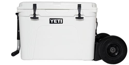 YETI Wheels for YETI Tundra 50 through YETI Tundra 125 from Rambler Wheels