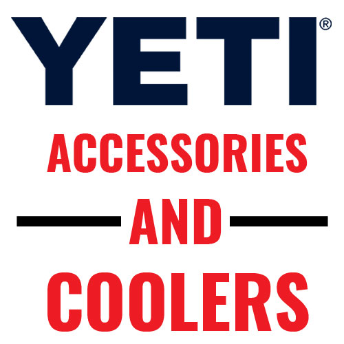 YETI Accessories And Coolers
