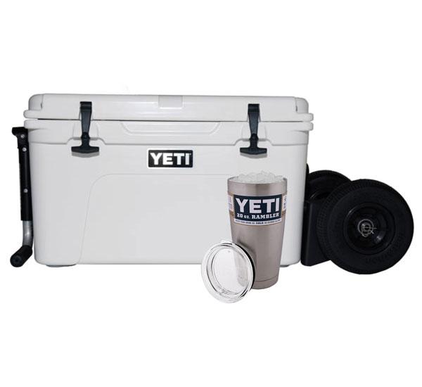 YETI Tundra 35 With Rambler X2LT