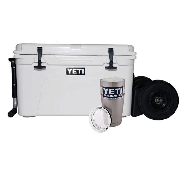YETI Tundra 45 With Rambler X2LT