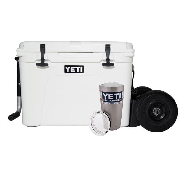 YETI Tundra 50 With Rambler X2
