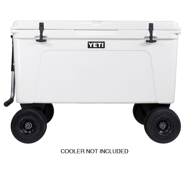 Rambler X4 All Terrain Wheels for YETI Coolers