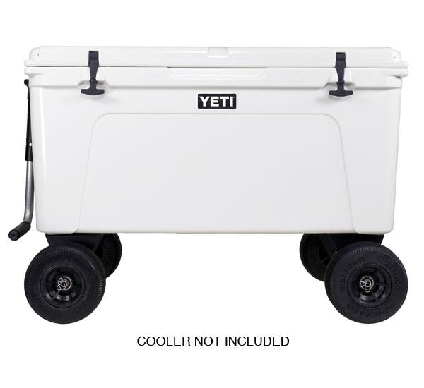 Rambler X4 All Terrain Wheels for YETI Coolers